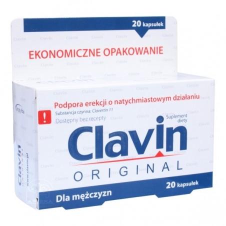 CLAVIN x 20 kapsułek