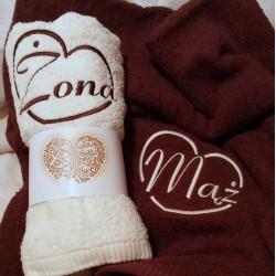 Ręczniki dla Żony i Męża