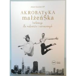 Akrobatyka małżeńska DVD-CD