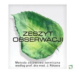 Wójcik- Zeszyt obserwacji do NPR -(NATURALNE PLANOWANIE RODZINY)