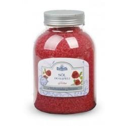 Aromatyczna sól do kąpieli