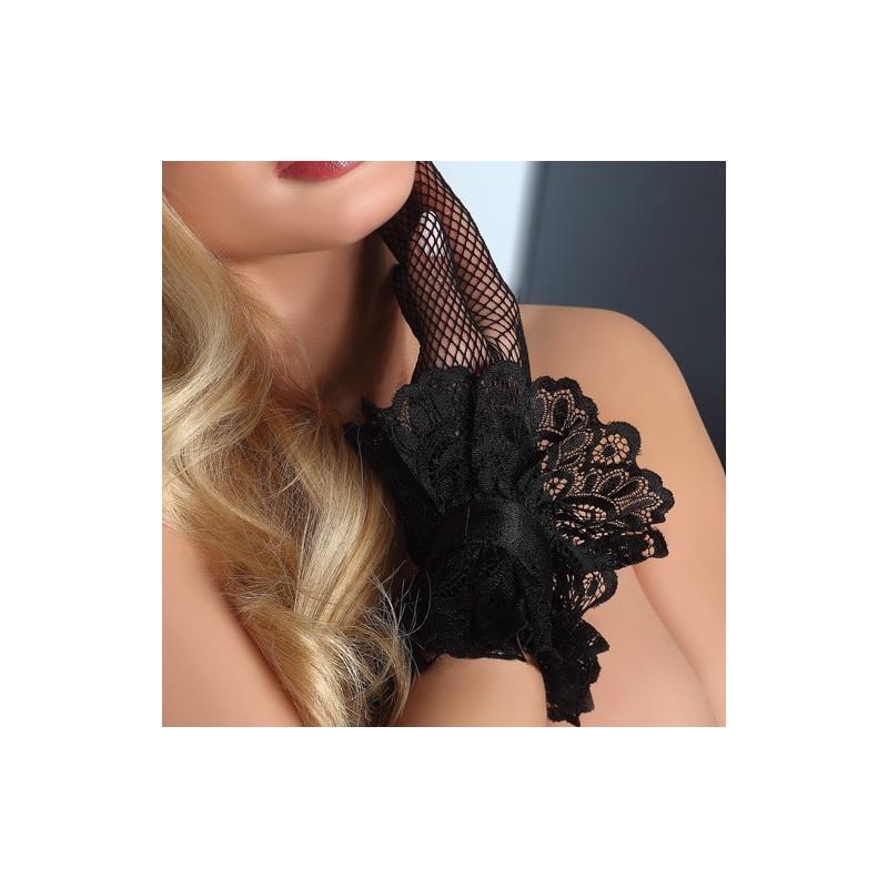 Rękawiczki ozdobne model 12