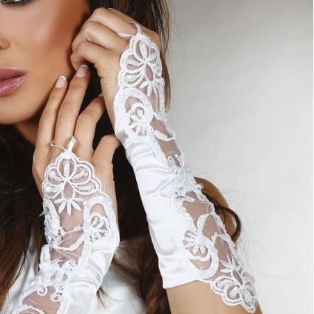 Rękawiczki ozdobne model 3