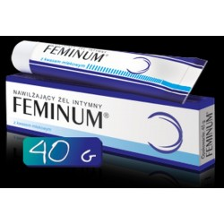 FEMINUM Żel Nawilżający