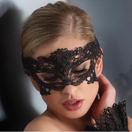 Uwodzicielska Maska Black