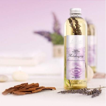 Uwodzicielski olejek kąpielowy KANU - różne zapachy