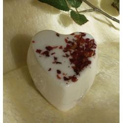 Sól do kąpieli z płatkami róż
