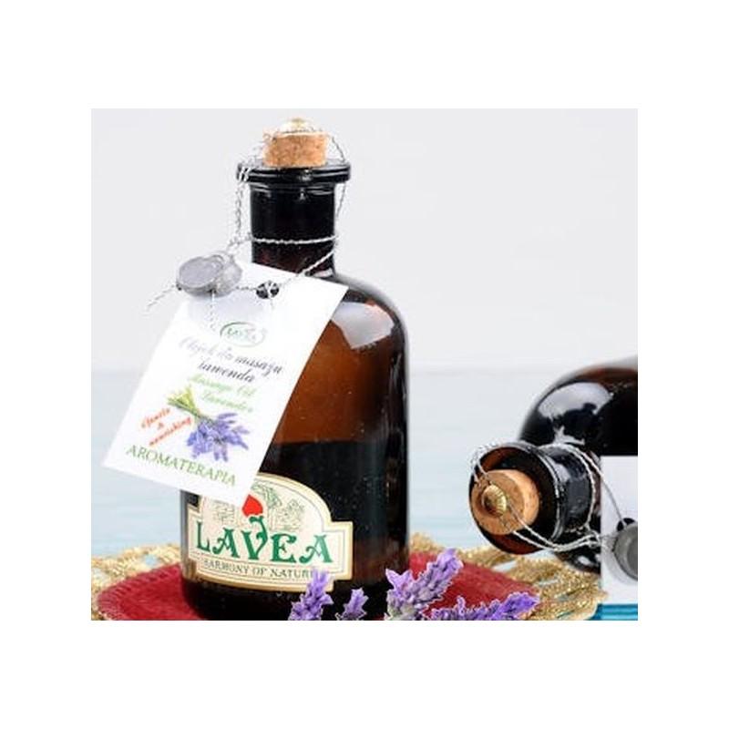 Zmysłowe olejki do masażu Lavea