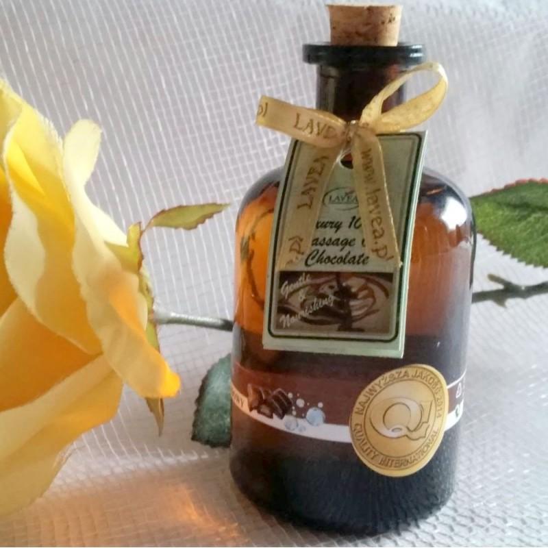 Zmysłowy olejek do masażu