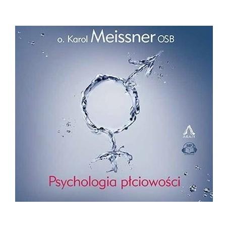 Psychologia płciowości - Audiobook