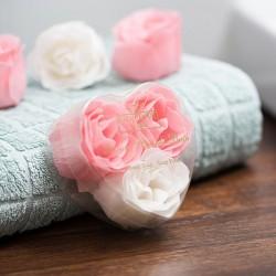 Pachnące róże kąpielowe