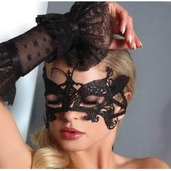 Uwodzicielska Maska Black 3