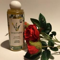 Naturalny olejek do masażu  ciała